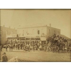 Western Photograph, Jabez Smith, Missouri