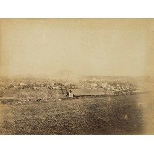 Vintage Photograph of Mokelumne Hill, CA