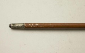 Vanderslice & Co. Sterling Mounted Cane