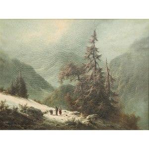 Ludwig Munninger Painting