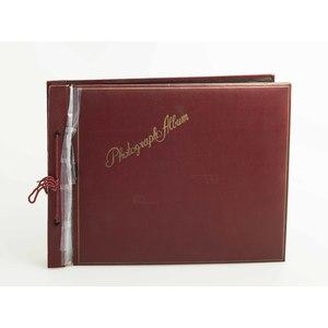 General Anthony McAuliffe Scrapbook & Photo Album