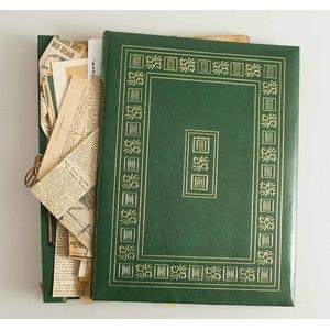 General Anthony McAuliffe Scrap Book & Photo Album