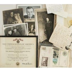 General Anthony McAuliffe Photos & Ephemera