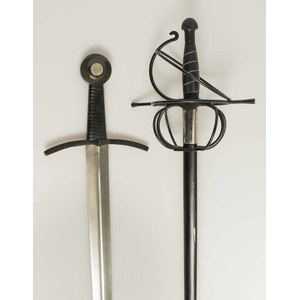 Two Reproduction Swords