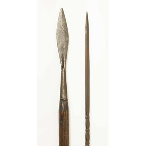 Two South Pacific Spears