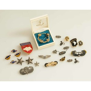 General Anthony McAuliffe Jewelry & Insignia