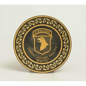 General Anthony McAuliffe 101st Airborne Crest,