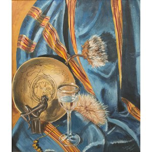 Ruth Rippon (California, b. 1927) Still Life Painting