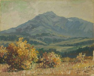 Emerson Lewis Painting