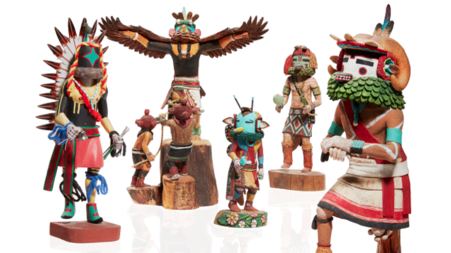 Kachina Collection of the late Thomas Empey (Online)