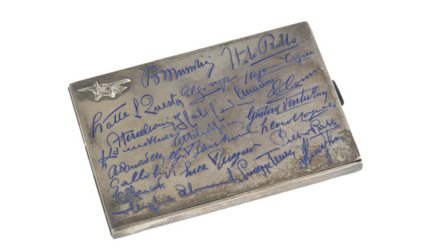American Aviators Auction: Lindbergh, Earhart, Rickenbacker and Associates (Online)