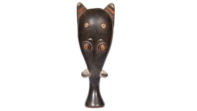 African Artworks from Private Collections and from the Estate of Jean-Pierre Hallet (Online)