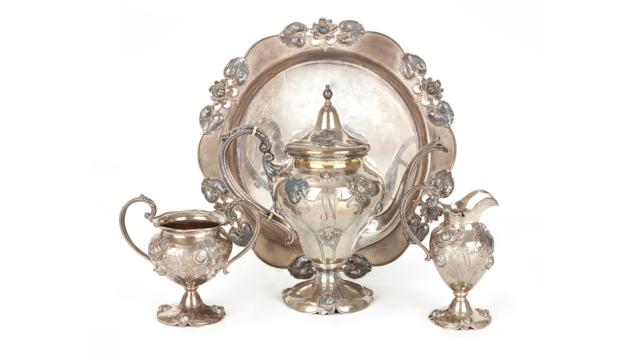 Silver Aficionado: The Estate of Pansylea Wilburn