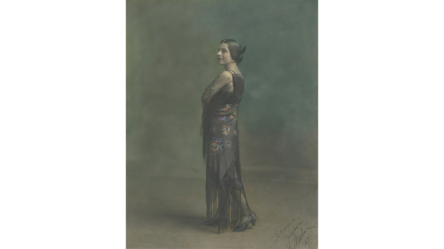 The Ren and Christina Egbert Collection of Hand-Colored Photography