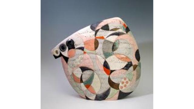 Sheryl Zacharia, American Ceramicist: Solo Exhibition