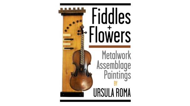 Ursula Roma: Fiddles and Flowers
